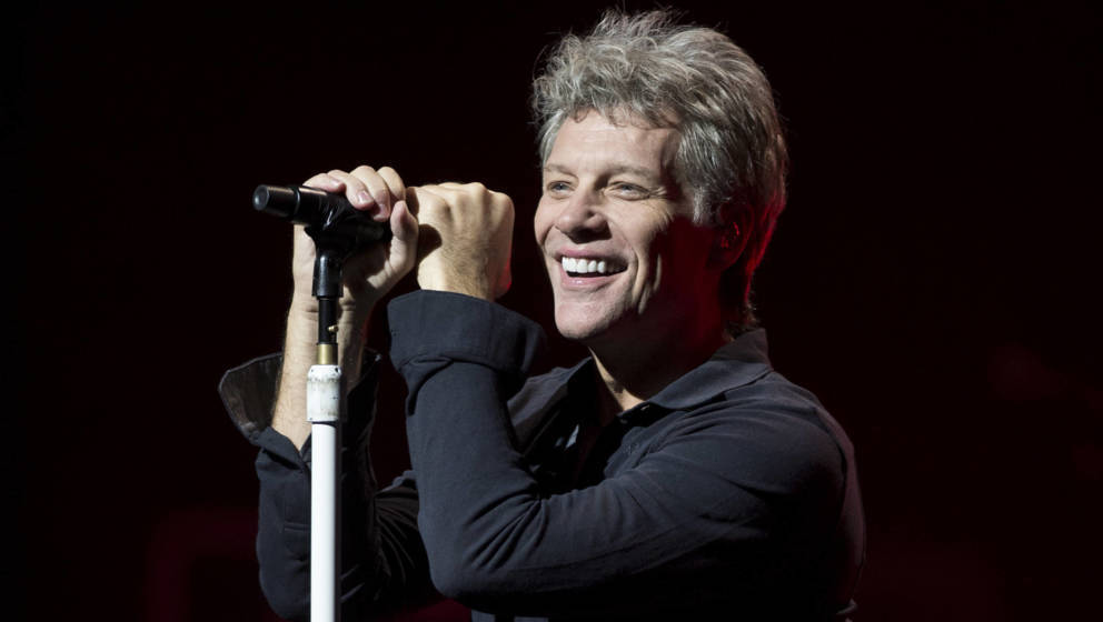 Jon Bon Jovi live im London Palladium am 10. Oktober 2016