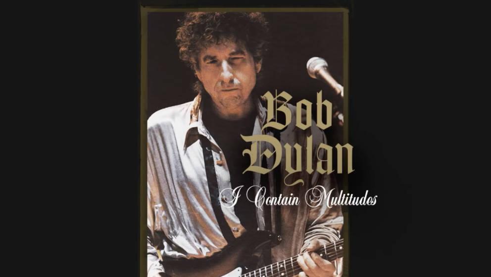 """Bob Dylan und sein neuer Song """"I Contain Multitudes"""""""