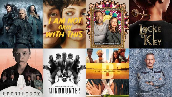 Netflix: Das sind die besten Netflix-Serien aller Zeiten