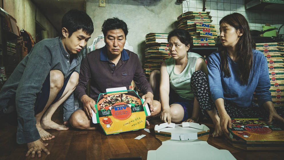Neu im Juni auf Amazon Prime Video: Der in Cannes und bei den Oscars ausgeichnete Film 'Parasite' vom Südkoreaner Bong Joon-