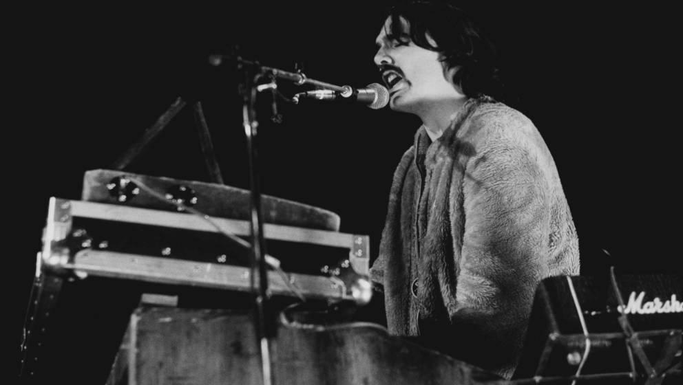 Dave Greenfield, Stranglers, 1977