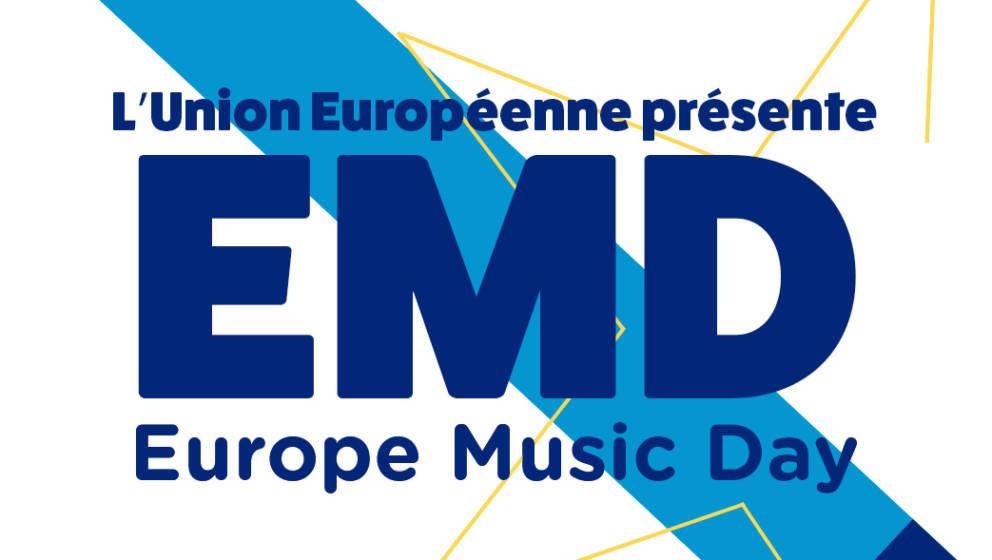 """Logo """"Europe Music Day"""""""