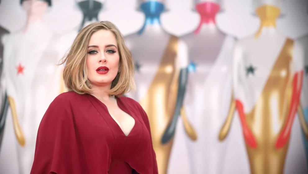 Auf Instagram zeigte sich Adele mit einem neuen Look