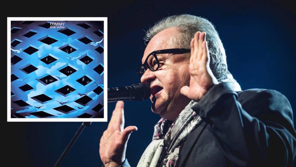 """Heinz Rudolf Kunze und """"Tommy"""" von The Who"""