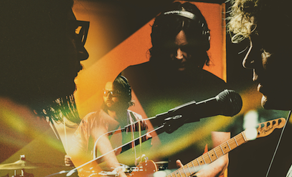 The Raconteurs: Live at Electric Lady - Cover-Artwork