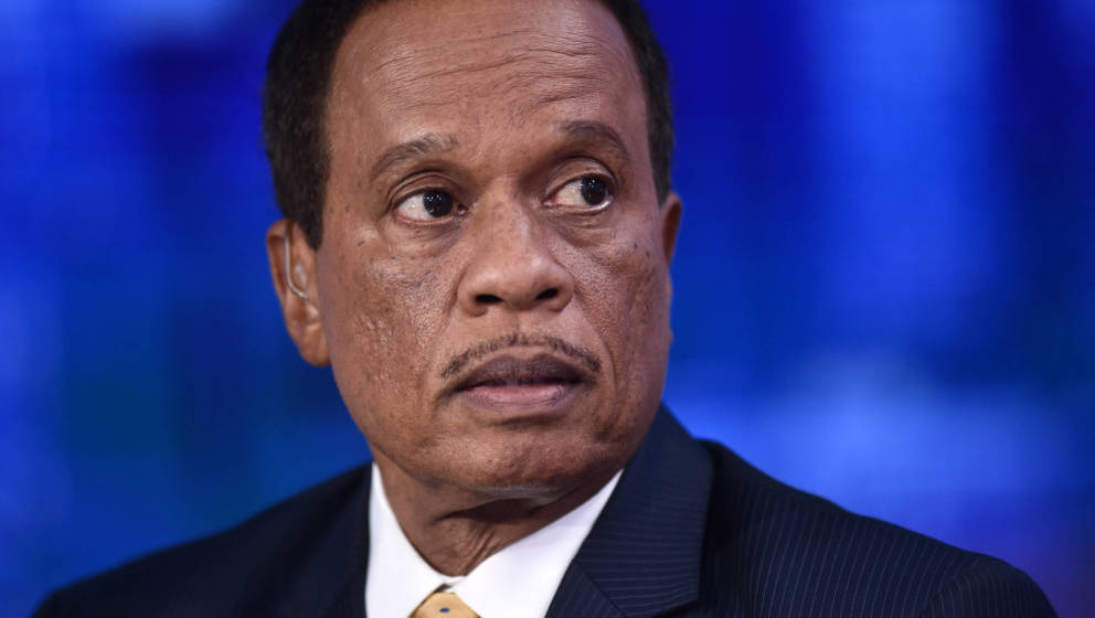 Fox-News-Analyst Juan Williams