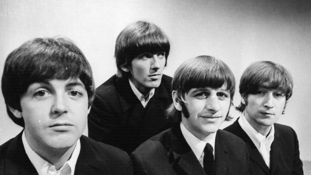 The Beatles zu ihrer Anfangszeit