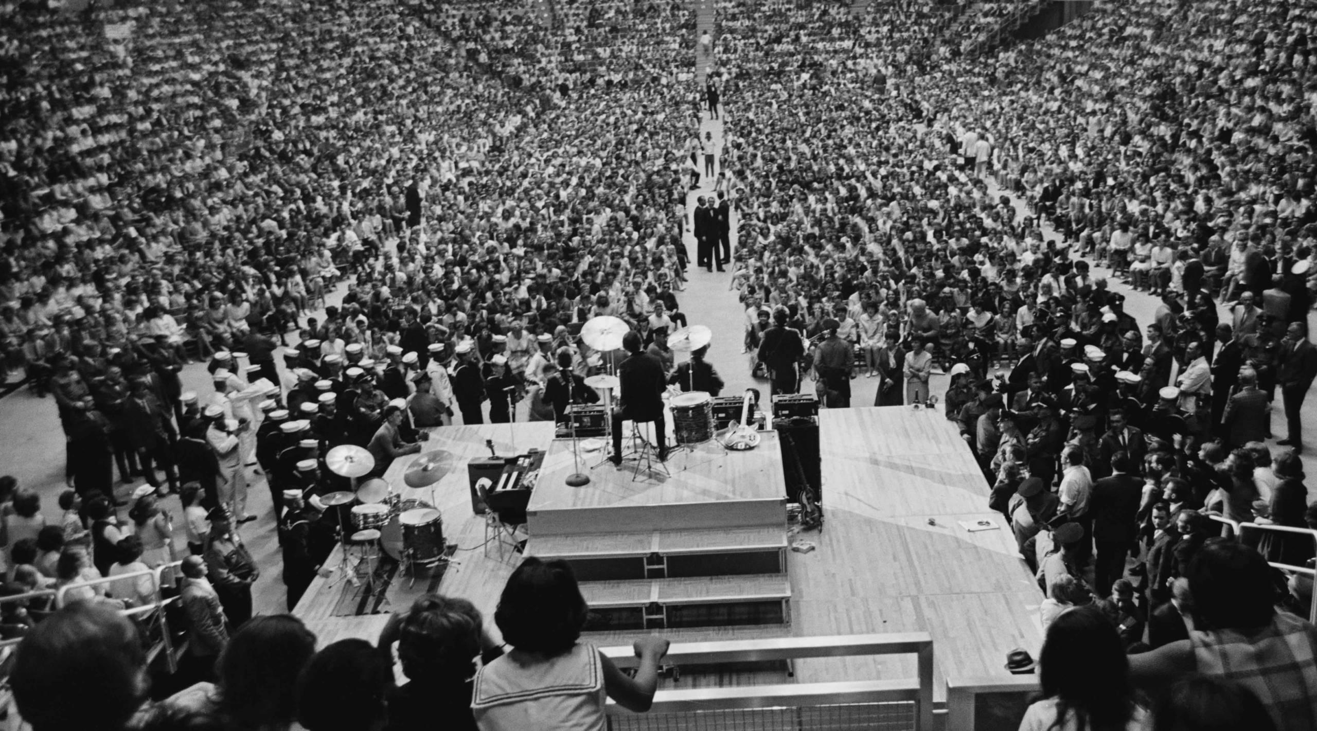Beatles Konzert