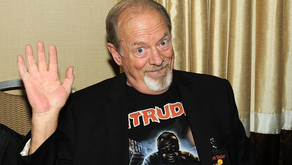 PARSIPPANY, NJ - APRIL 22: Danny Hicks attends the 2016 Chiller Theater Expo at Parsippany Hilton on April 22, 2016 in Parsip