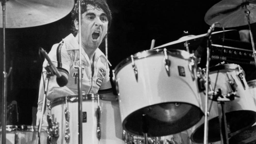 Keith Moon (1946 - 1978)