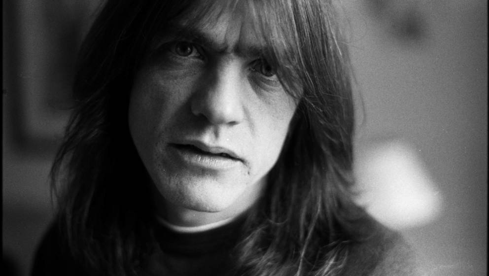 Malcolm Young (1953 - 2017)