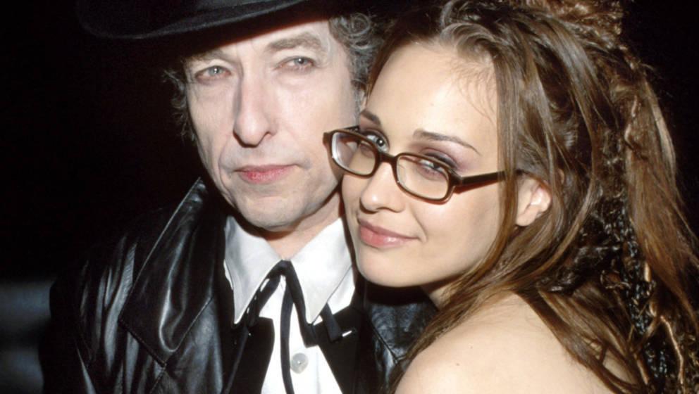 Bob Dylan und Fiona Apple bei den Grammy Awards