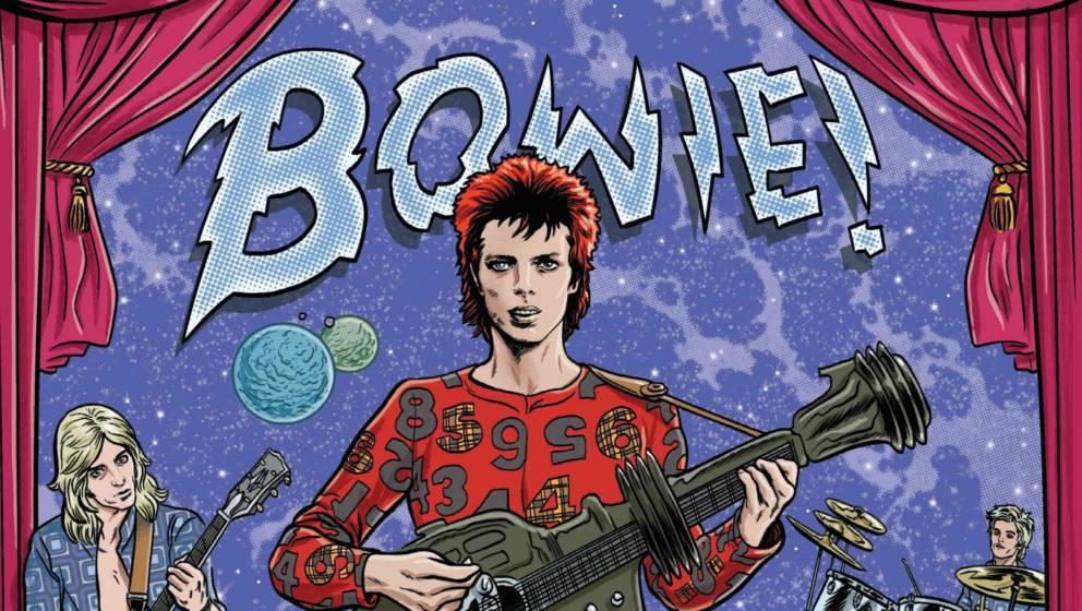 David Bowie als Star einer delikaten Graphic Novel