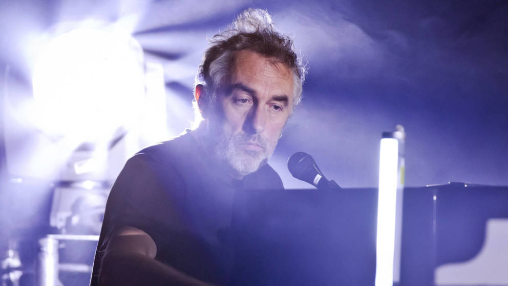 Yann Tiersen bei einem Konzert in Berlin