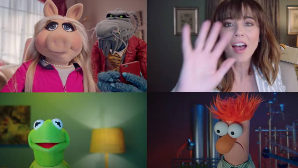 """Szene aus dem ersten Trailer für """"Muppets Now"""""""