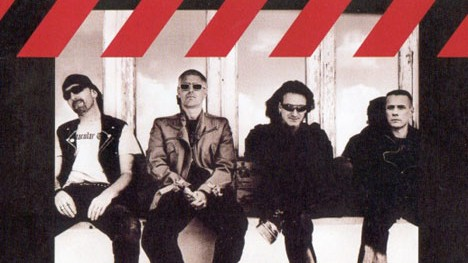 """Cover-Artwork von """"How To Dismantle An Atomic Bomb"""" von U2"""