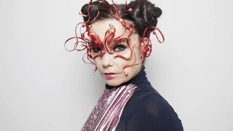 Björk im Juni 2016 in Tokio, Japan.