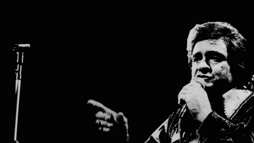 Ein bisher unveröffentlichtes Live-Album von Johnny Cash aus dem Jahr 1973 erscheint bald