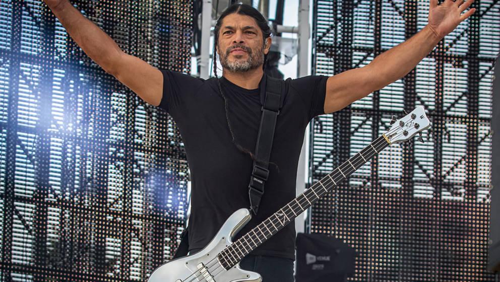 Metallica-Bassist Robert Trujillo verriet weitere Details zum Quarantäne-Album