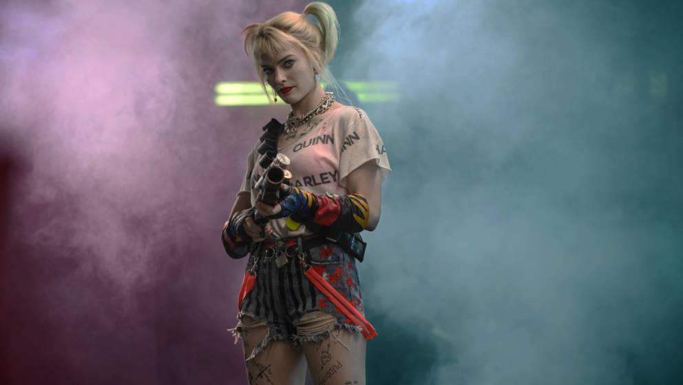 Die verrückte Harley Quinn steht im Fokus von 'BIRDS OF PREY'