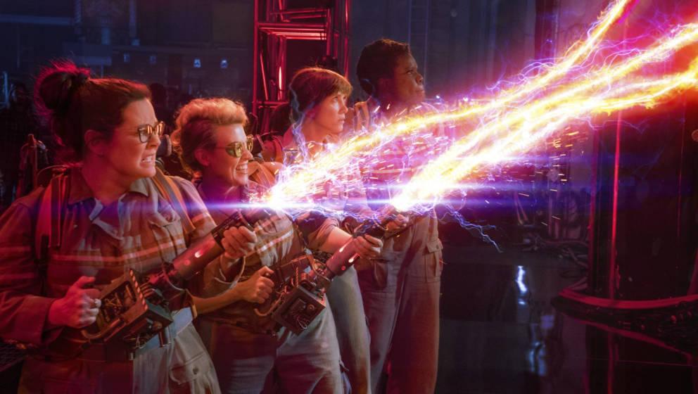 Melissa McCarthy und Co. auf Geisterjagd in 'Ghostbusters'. Der Film ist ab August bei Amazon Prime Video verfügbar.