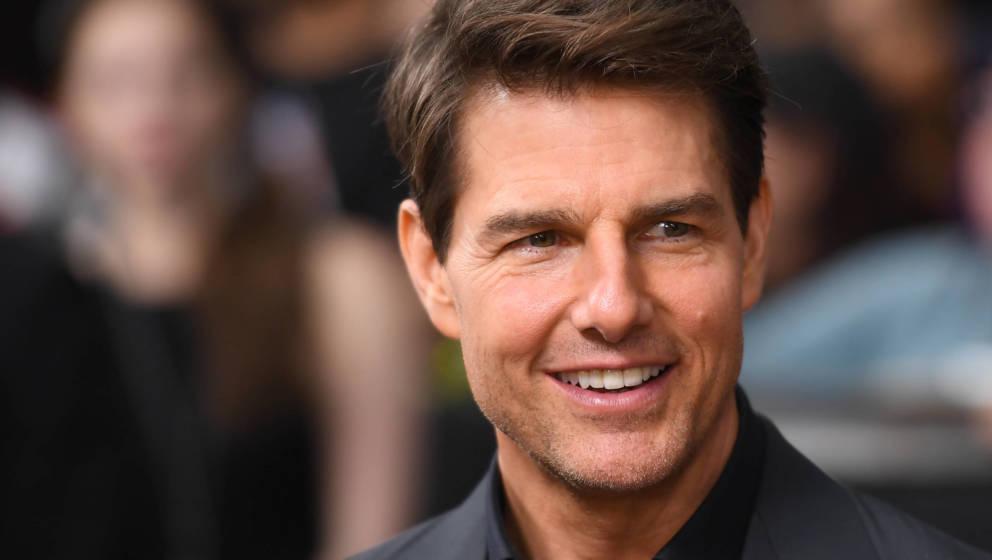 Tom Cruise 2017 in New York City.