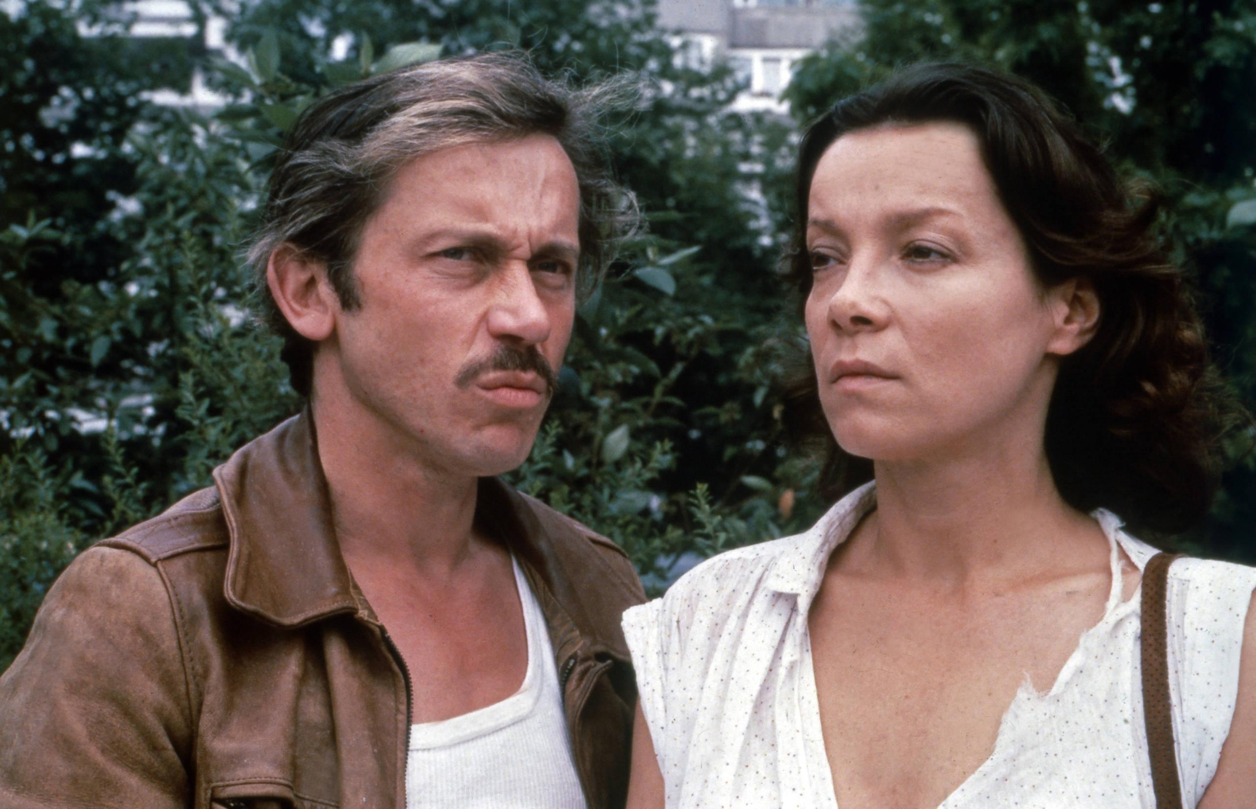 Tilo Prückner als Albert Reis in dem Film 'Lena Reis' (1979).