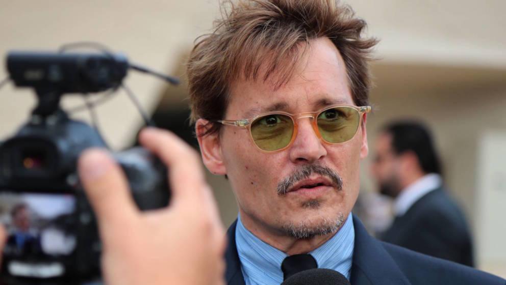 Johnny Depp erzählt im Gericht freizügig über seine Erziehungsmethoden