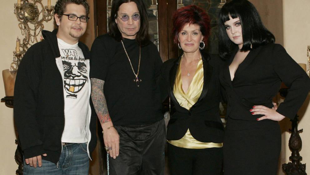 Die Osbournes sind zurück im Fernsehen - allerdings ohne Kelly Osbourne (rechts), hier im Jahr 2005