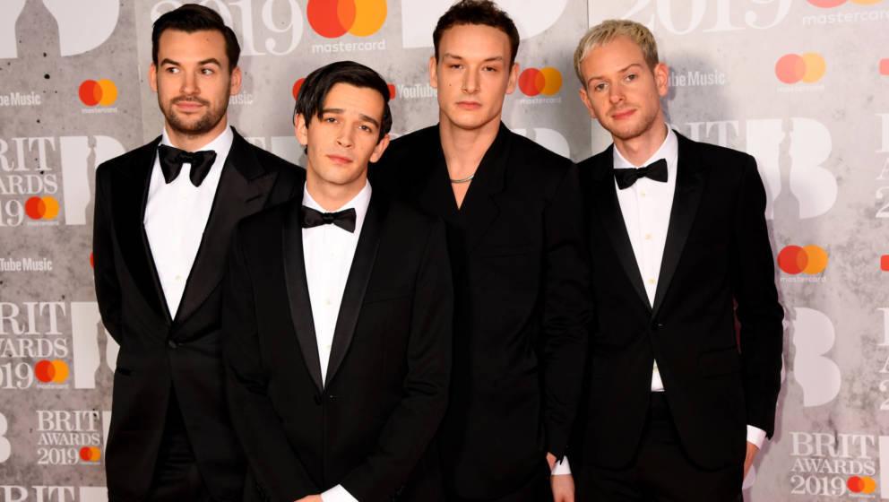 The 1975 bei den BRIT Awards 2019
