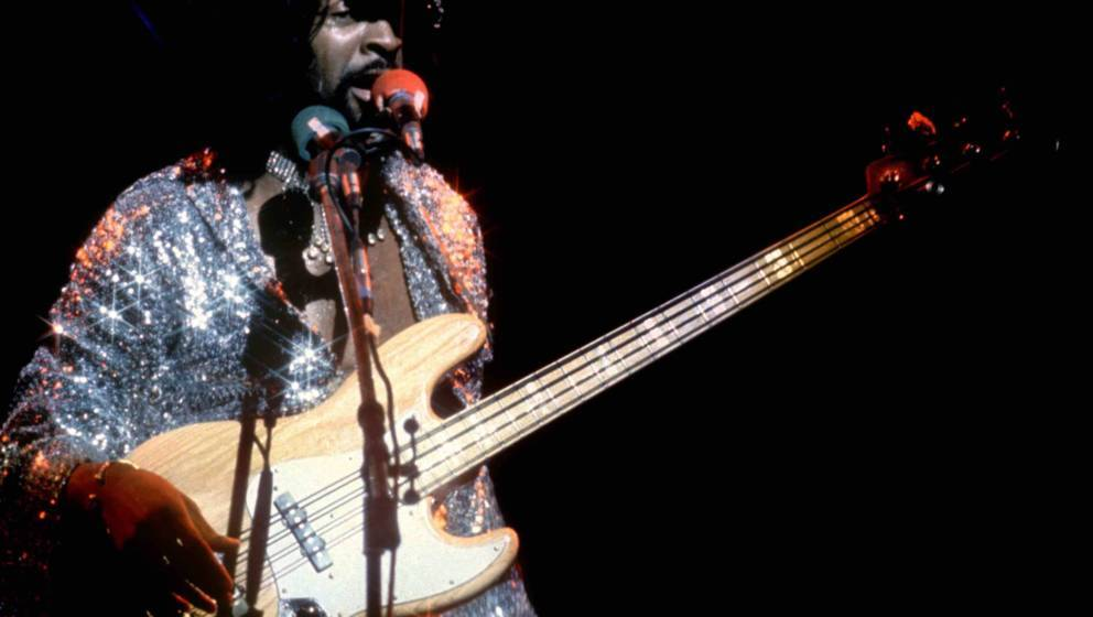 Larry Graham 1975