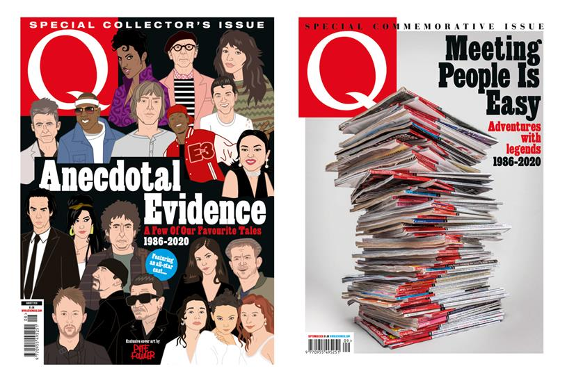 """Das """"Q Magazine"""" wird endgültig eingestellt"""