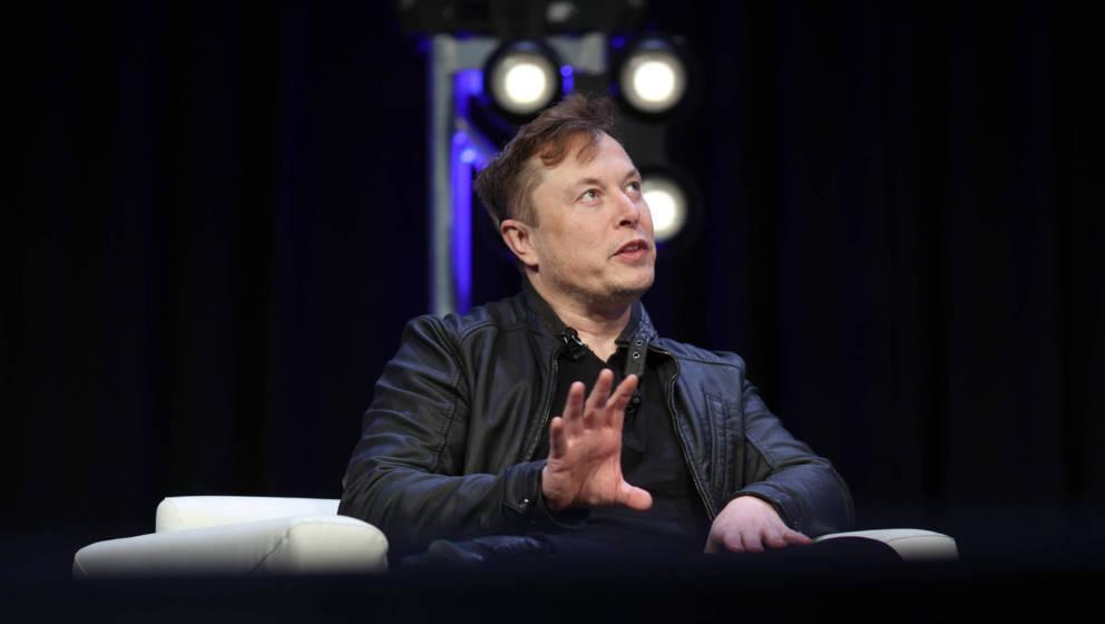 Technik-Genie Elon Musk, hier bei der Satellite Conference and Exhibition im März 2020, bastelt an seiner nächsten Erfindun
