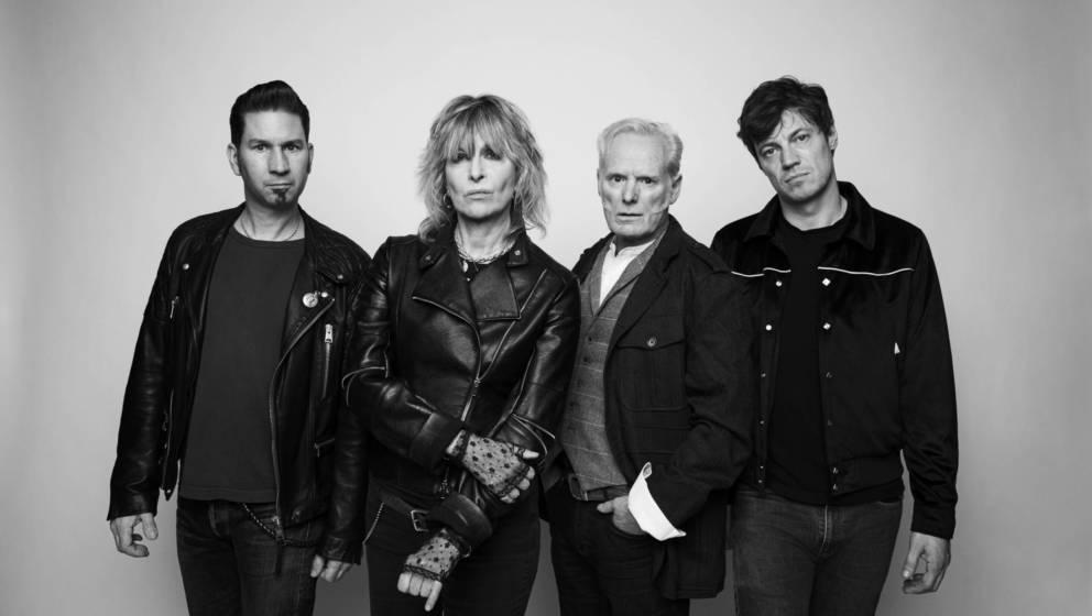 The Pretenders haben ihr 11 Studioalbum 'Hate For Sale' veröffentlicht - ROLLING STONE verlost es