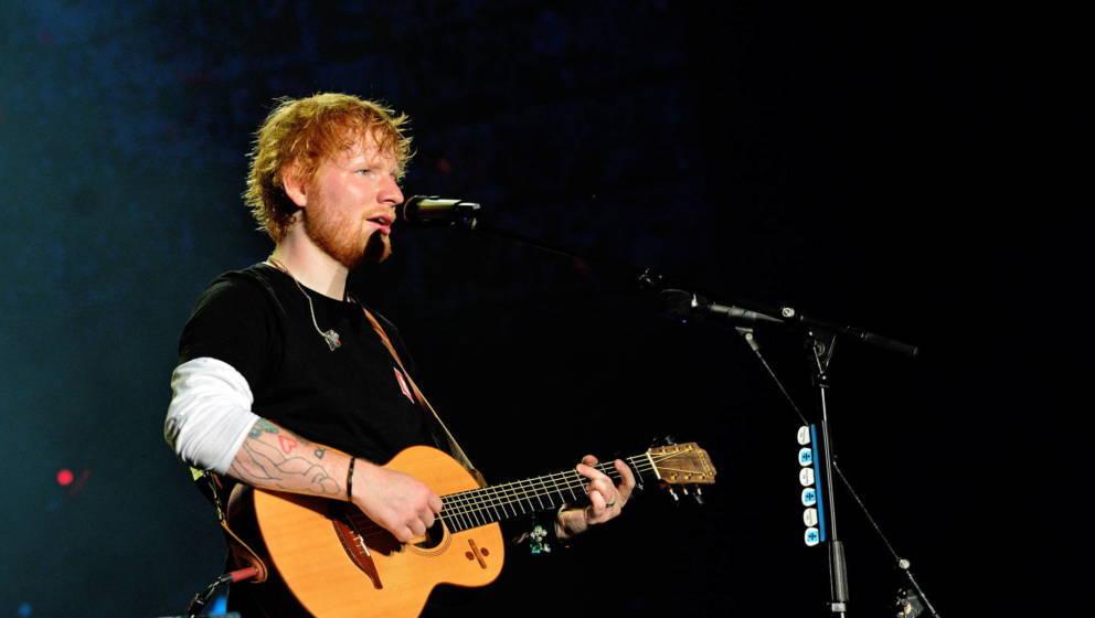 Ed Sheeran beim Sziget-Festival 2019