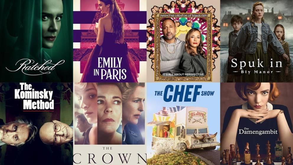 Netflix: Übersicht über die besten Netflix-Serien aller Zeiten