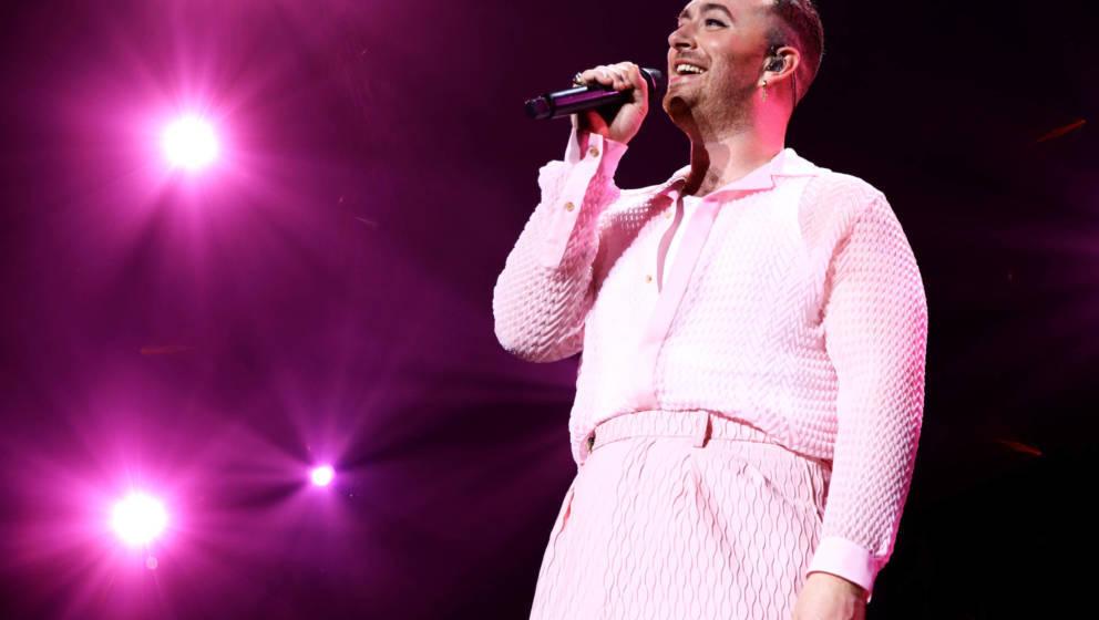 Sam Smith bringt einen neuen Song heraus: 'My Oasis' mit Burna Boy