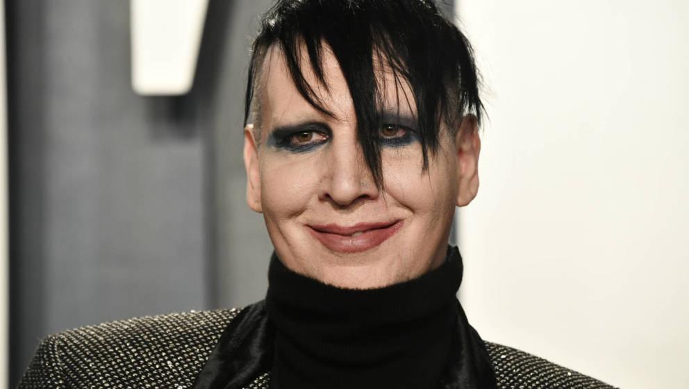 Marilyn Manson bringt ein neues Album raus - 'WE ARE CHAOS' erscheint im September