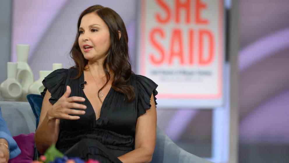 Schauspielerin Ashley Judd darf ihre Klage gegen Produzent Harvey Weinstein fortführen