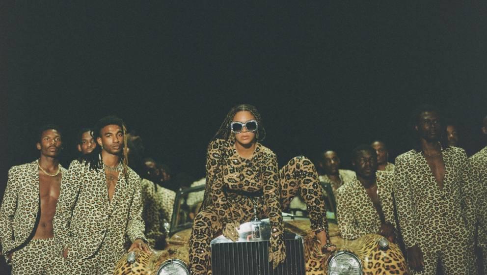 Beyoncé hat ihr neues Album 'Black is King' veröffentlicht