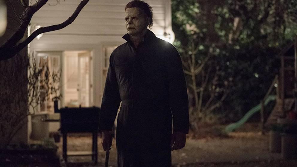 "Michael Myers in ""Halloween"" (2018)"