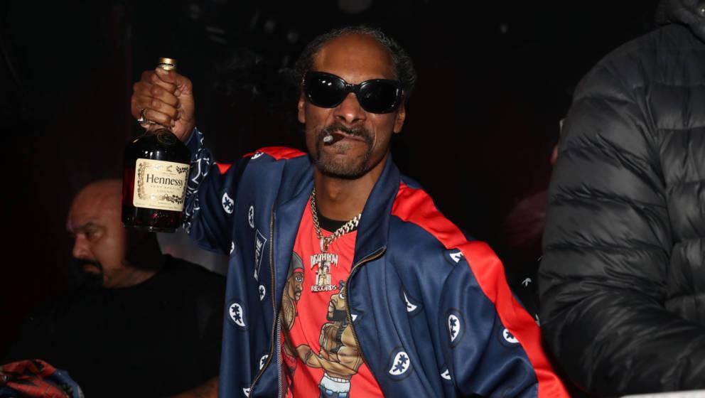 Snoop Dogg findet nicht, dass Eminem einer der besten Rapper aller Zeiten ist