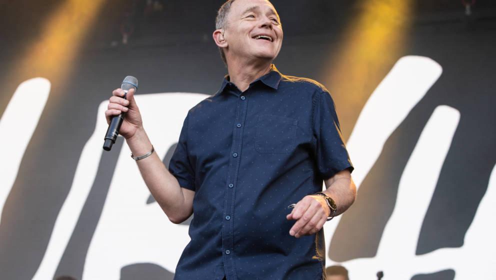 UB40-Sänger Duncan Campbell hat einen Schlaganfall erlitten