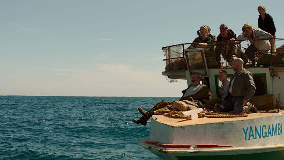 """Wir verlosen dreimal den Kriegsfilm """"U-235 – Abtauchen, um zu überleben"""" auf Blu-ray"""
