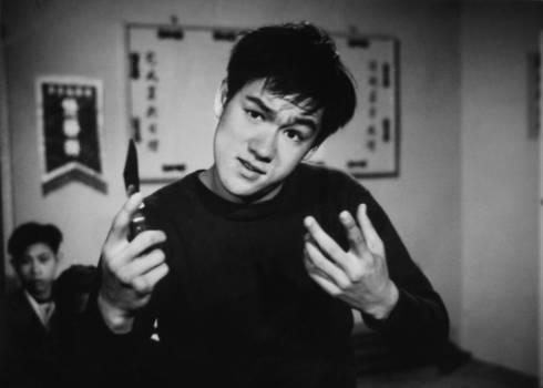 Bruce Lee Mitte der 1960er-Jahre