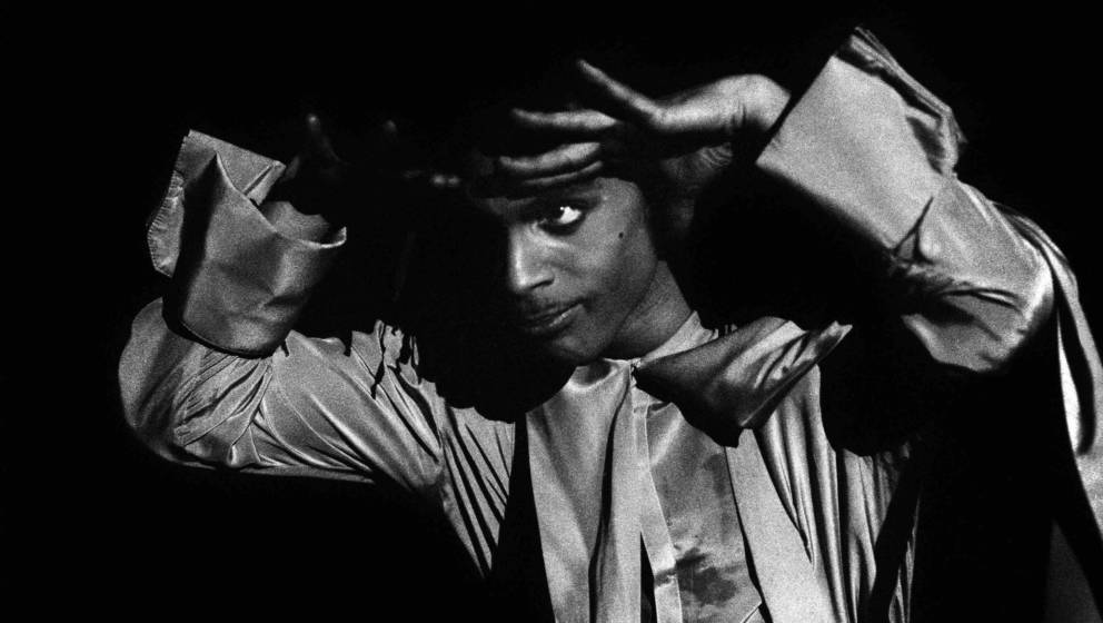 Prince am 9. Mai 1987 in Stockholm