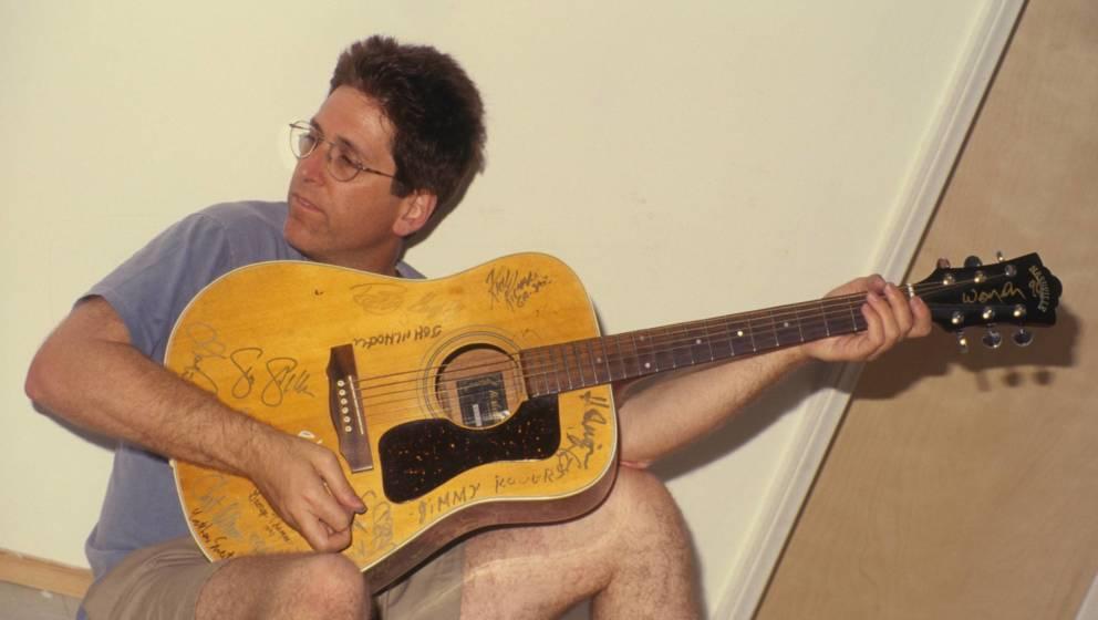 Jack Sherman, ehemaliger Gitarrist von Red Hot Chili Peppers, im Jahr 1998