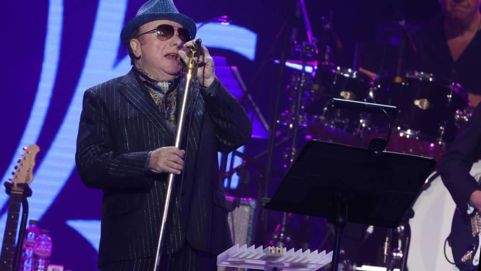 Van Morrison ist nicht begeistert von den Corona-bedingten Konzertauflagen