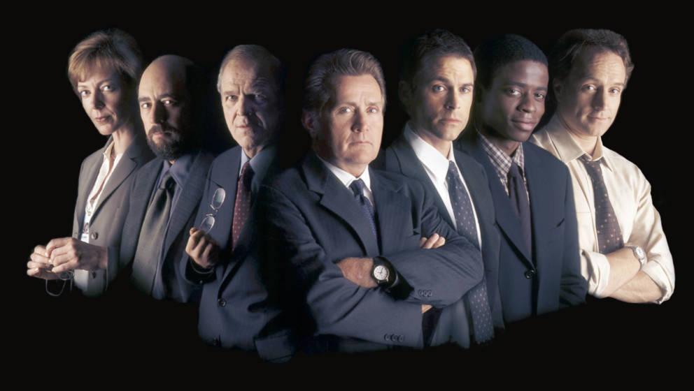 Der Cast von 'The West Wing' kommt für eine Sonderfolge noch einmal zusammen