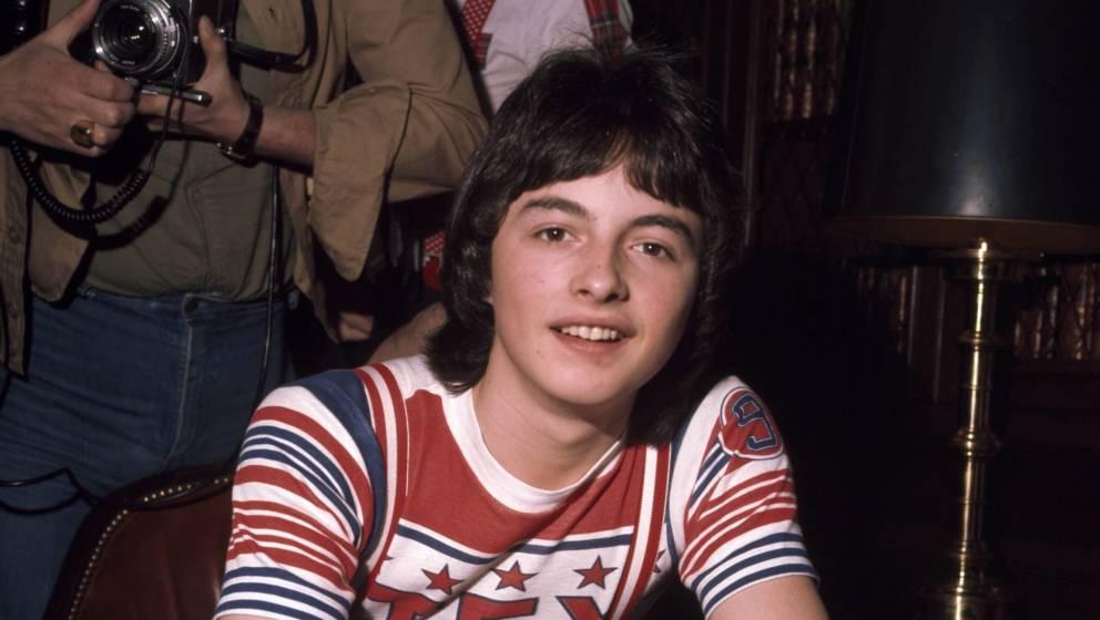 Ian Mitchell hier 1976 im Alter von 17 Jahren in Kopenhagen.